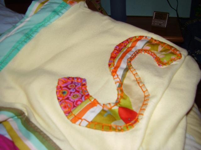 blanket by antje