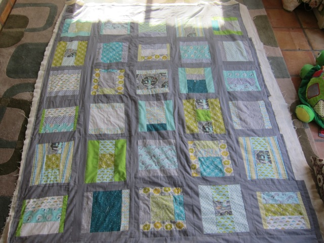 pre-quilting 2
