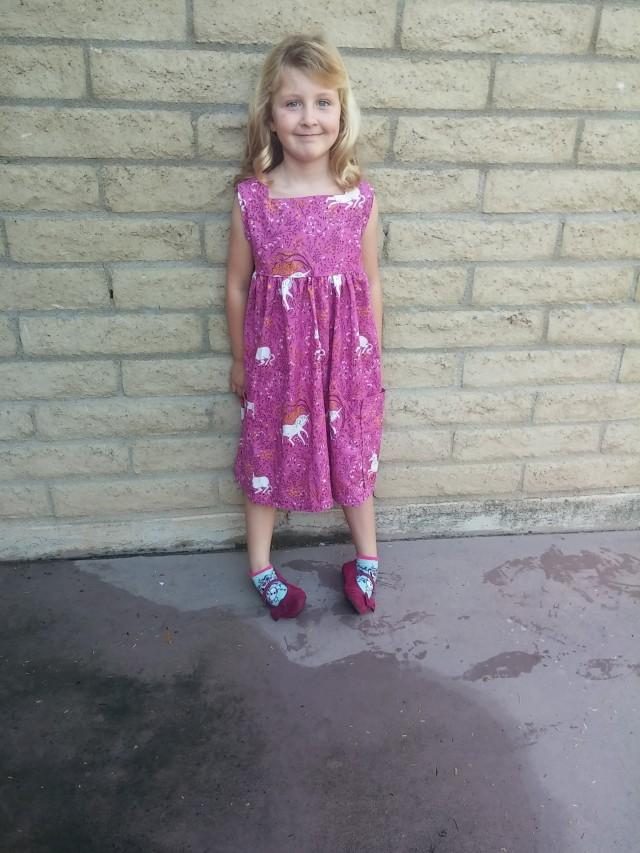 unicorn dress (2)
