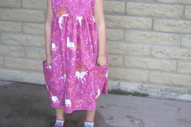 unicorn dress (5)