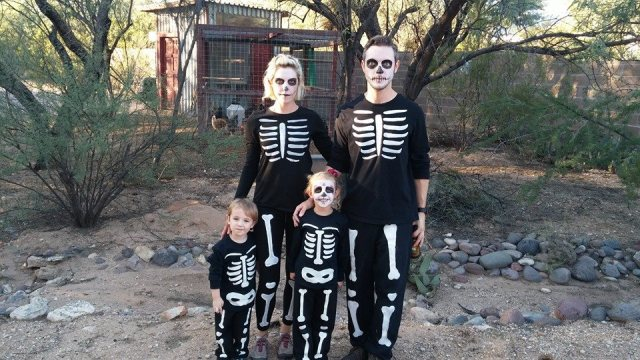 Best Family Costume